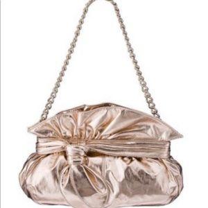 Loeffler Randall for Target rosegold bag